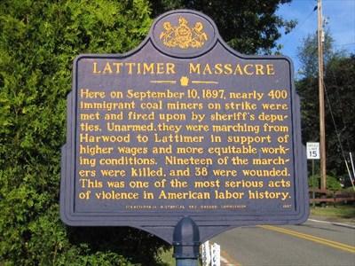 Lattimer Massacre