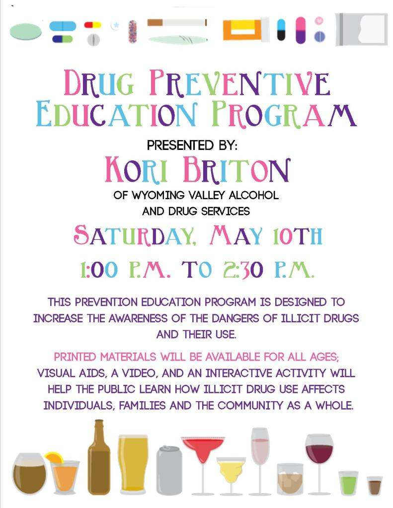 Drug Prevention Program